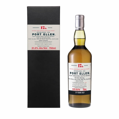 Acquista Whisky Port Ellen 37 year old  SR17