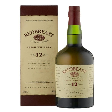 Acquista Whisky Redbreast 12 years old Irish Whiskey