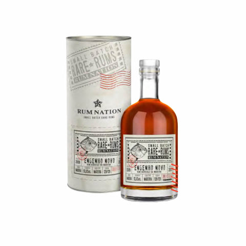 Acquista Rum Rum Nation Engenho Novo 2009 - 8yo - Rare Rums