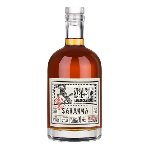 Acquista Rum Rum Nation Savanna 2008 - 10yo - Rare Rums