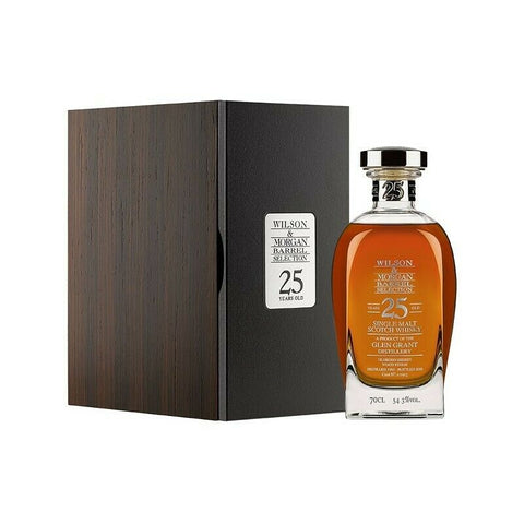 Glen Grant 25yo 1993-2018 Sherry Finish - Wilson & Morgan