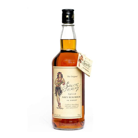 Acquista Rum Sailor Jerry Spiced Navy Rum