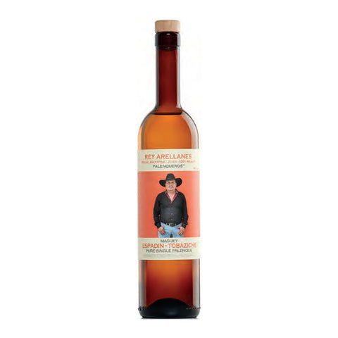 Acquista Mezcal Single Palenque Mezcal Rey Arellanes Espadin Tobaziche