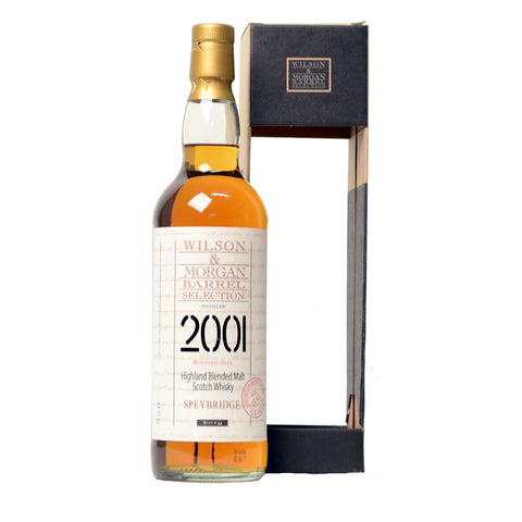 Acquista Whisky Speybridge 2001 Wilson & Morgan