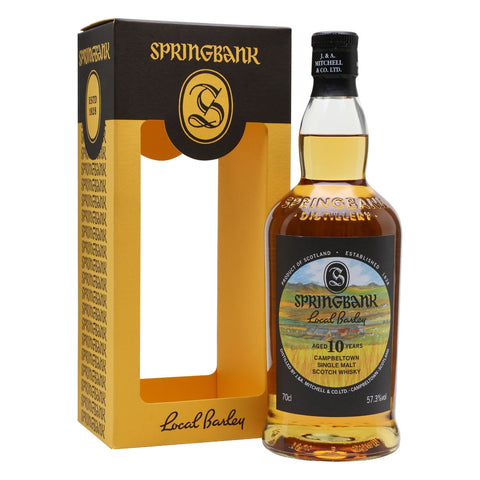 Acquista Whisky Springbank 10 years old Local Barley