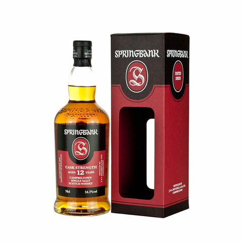 Acquista Whisky Springbank 12 years old Cask Strength -  Batch 15