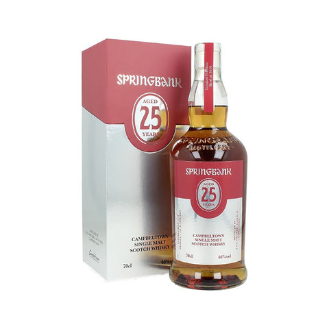 Acquista Whisky Springbank 25 years old release 2019