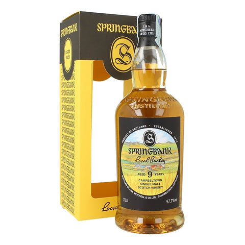 Acquista Whisky Springbank 9 years old Local Barley