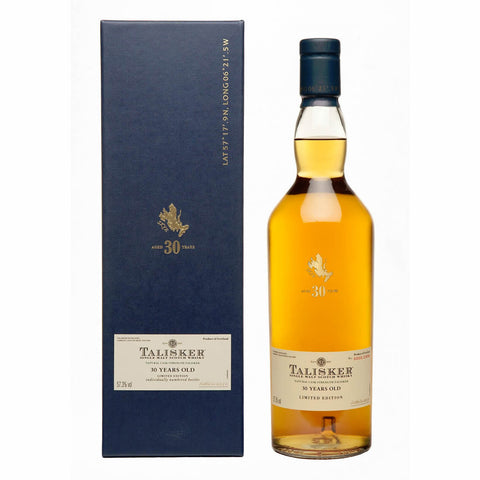 Acquista Whisky Talisker 30 years old Limited Edition