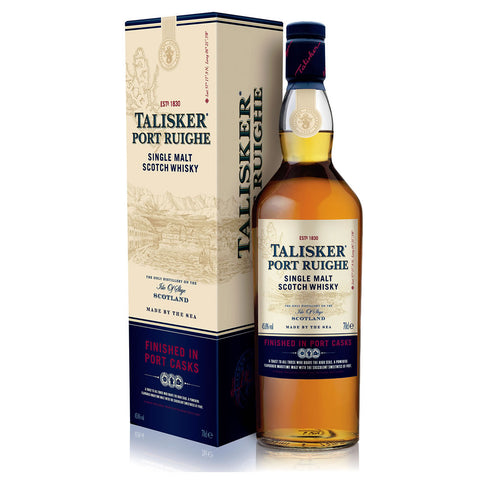 Acquista Whisky Talisker Port Ruighe