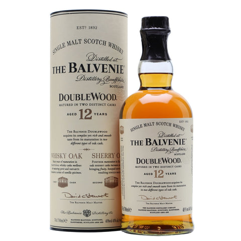Acquista Whisky The Balvenie 12 years old