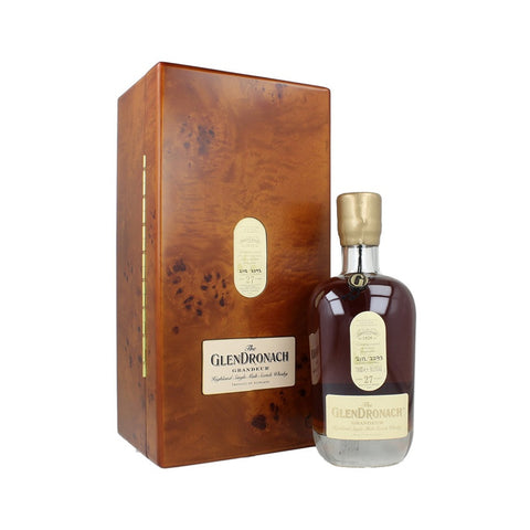 Acquista Whisky The GlenDronach Grandeur 27 years old Batch 10