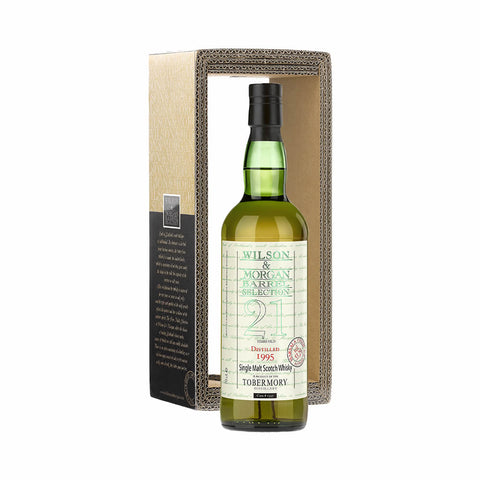 Acquista Whisky Tobermory 1995 Marsala Finish - 21 years old - W&M