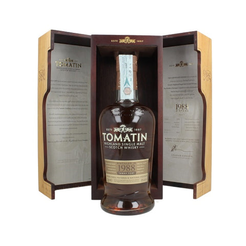 Acquista Whisky Tomatin Vintage 1988 Batch 3