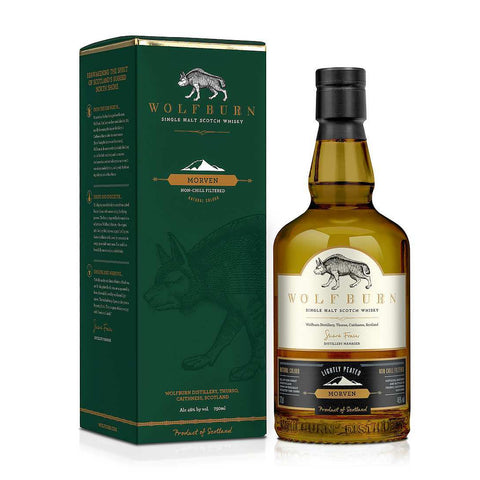 Acquista Whisky Wolfburn Morven