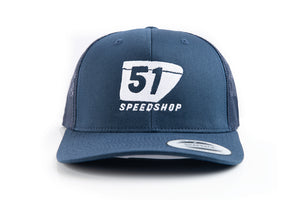 51 Badge Snapback Trucker - Classic
