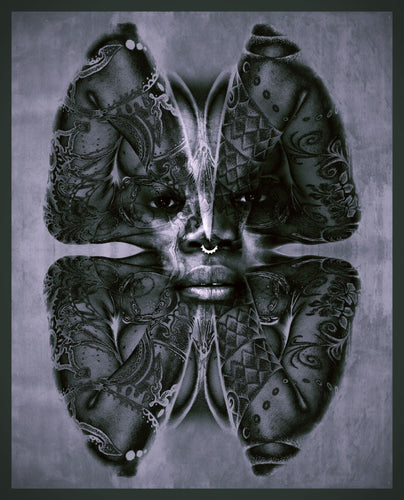 Butterfly Lung - Black