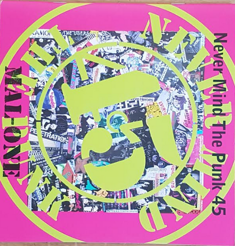 'Never Mind The Punk 45' Catalog