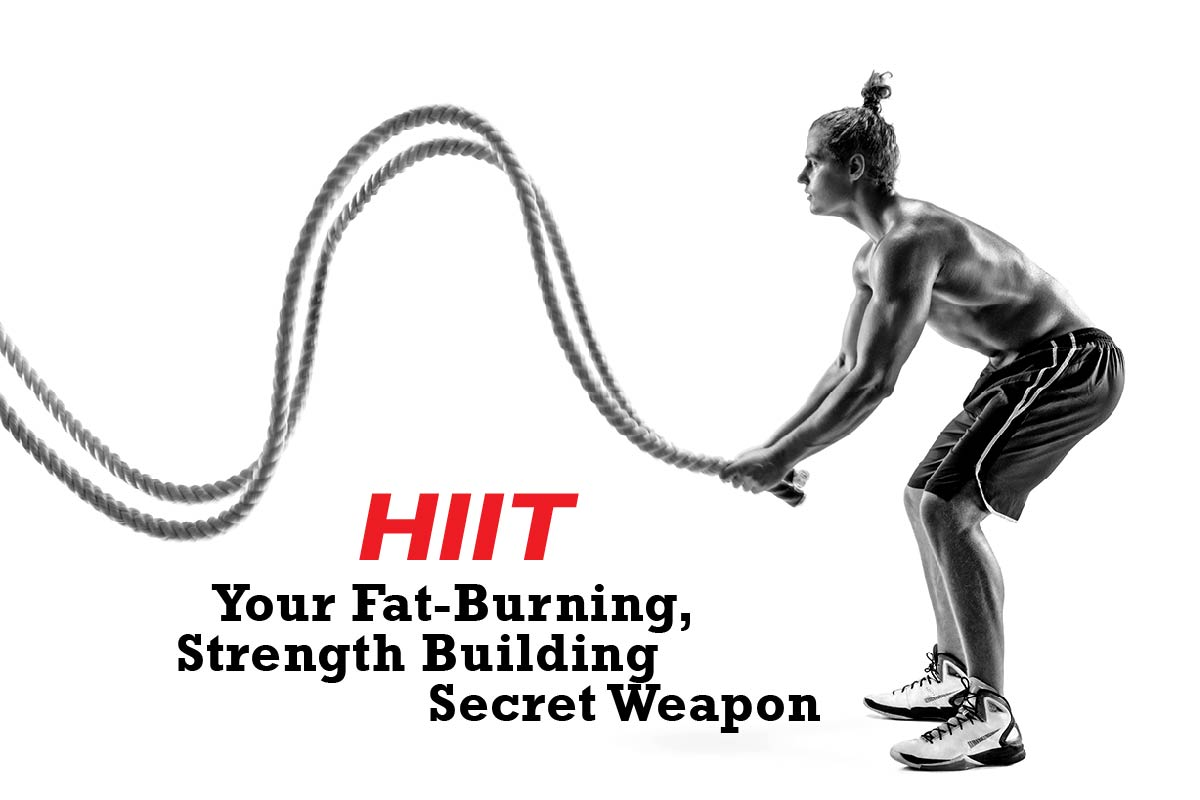 The Ultimate Fat-Burning Exercise: HIIT Explained