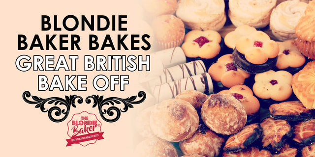 Blondie Baker Bakes the Great British Bake Off