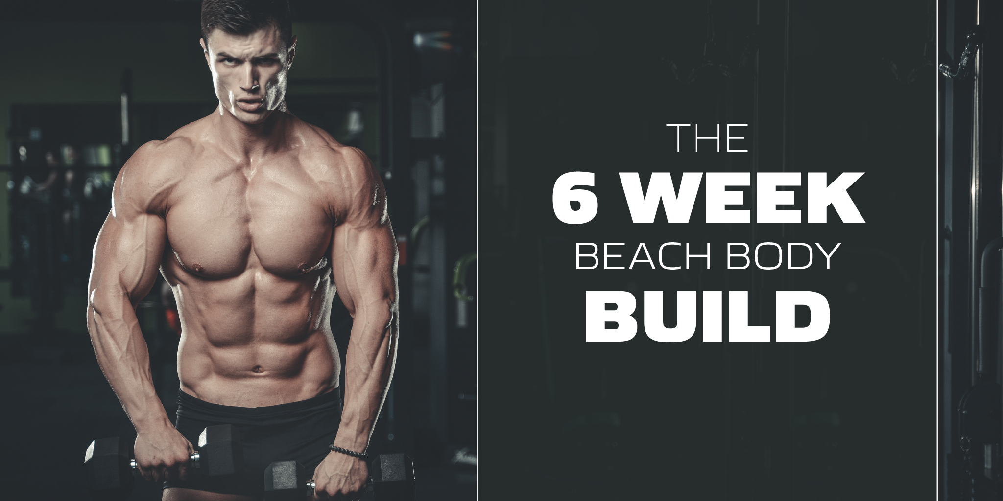 6 Week Workout Plan for the Perfect Beach Bod