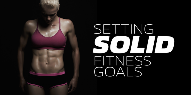 Set Fitness Goals You'll Actually Achieve this New Year
