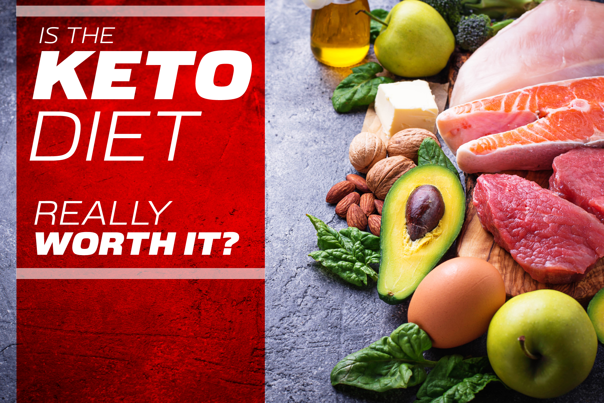 Why NOT To Do The Keto Diet