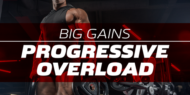 Get Faster Gains with Progressive Overload