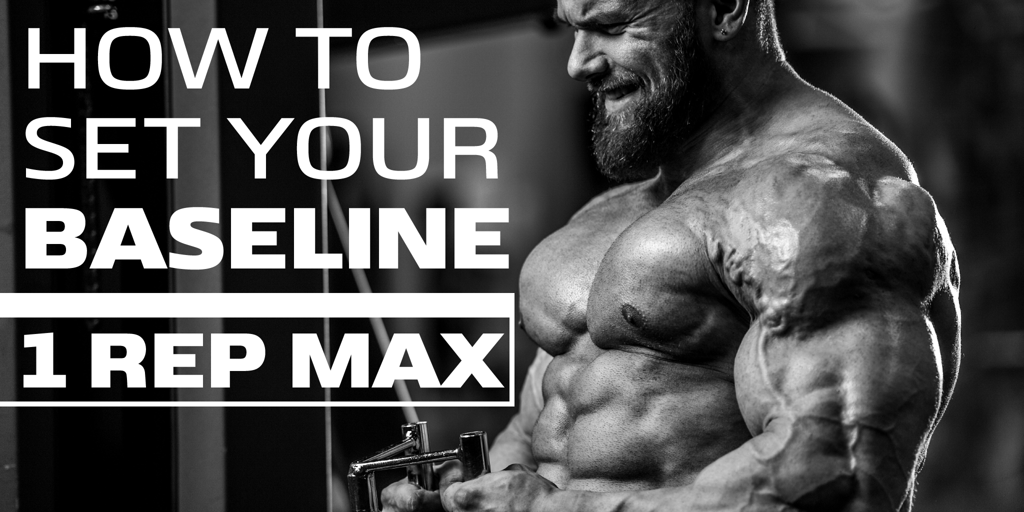 How to Use 1RM to Maximise Your Workout Potential