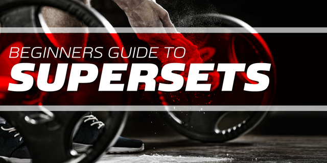 Gain Superhero Strength with Supersets