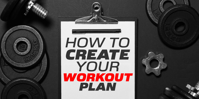 How To design your perfect workout plan