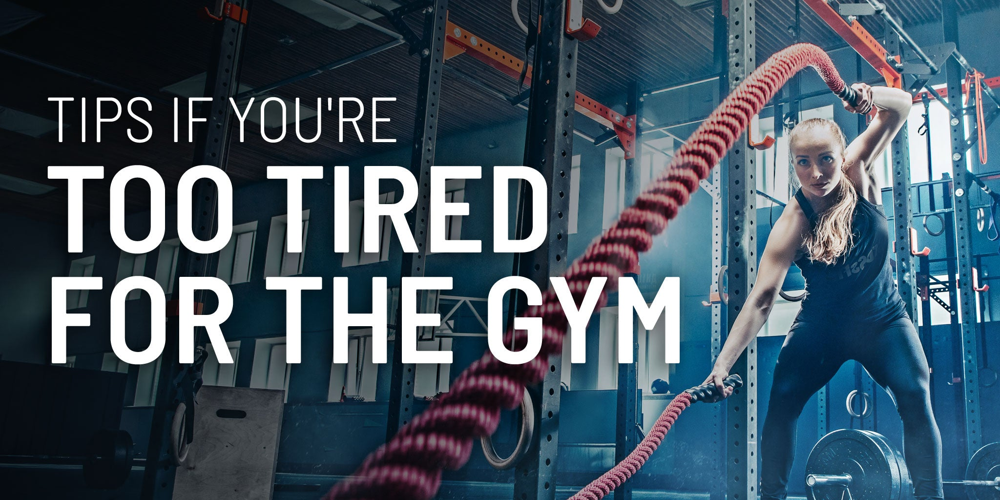 Tips If You're Too Tired For The Gym | From Emi Roberti