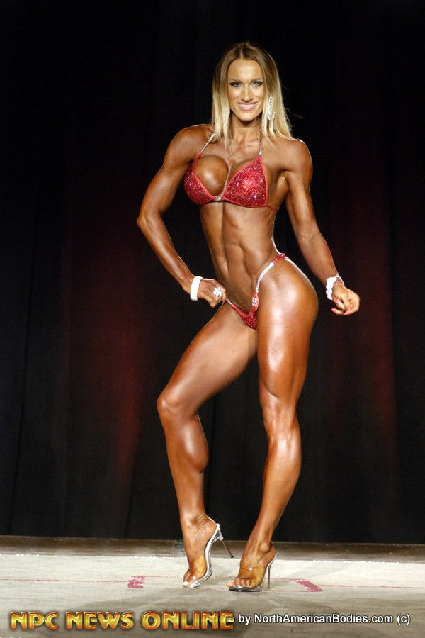Dia Salamon wins 3rd place at IFBB Dayana Cadeau Classic