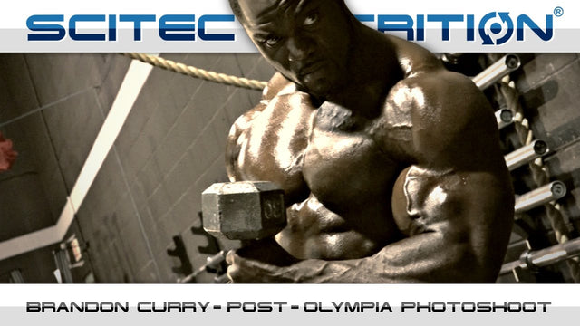 Brandon Curry - Post-Olympia Photoshoot