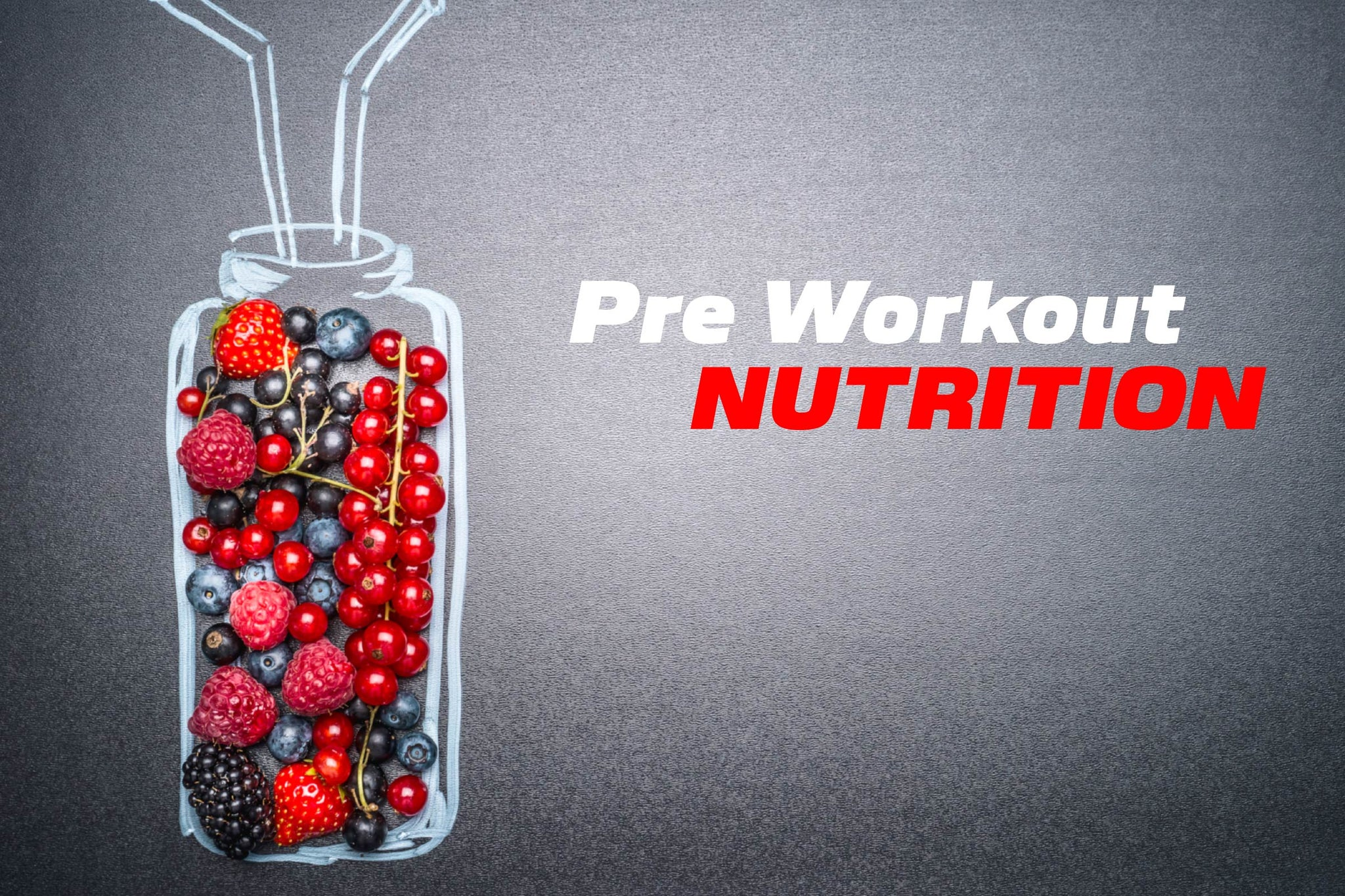 Fueling For Success: Your Pre-Workout Nutrition Guide