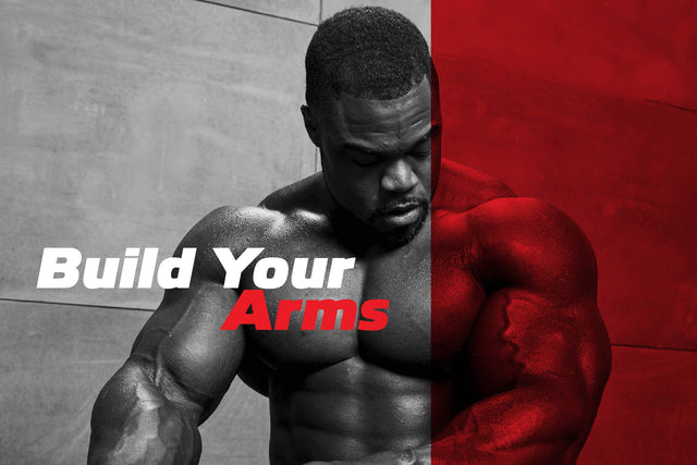 Big Tips for Bigger Arms