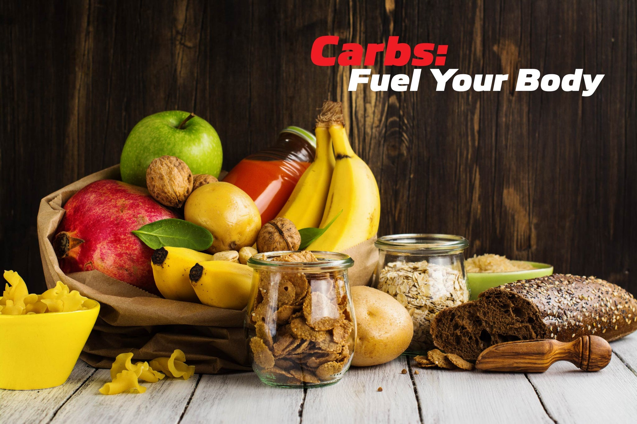 How Carbohydrates Work and Why You Need Them