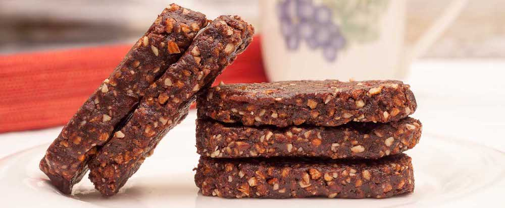 3-Ingredient Date Energy Bars