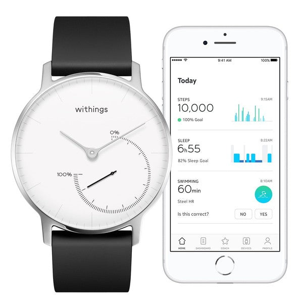Withings Steel Activity Tracker