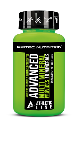 Athletic Line Advanced Multi Mineral