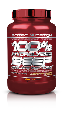 100% Hydrolyzed Beef Isolate Peptides*