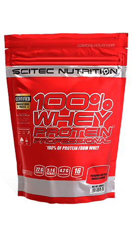 100% Whey Protein Professional - Seasonal