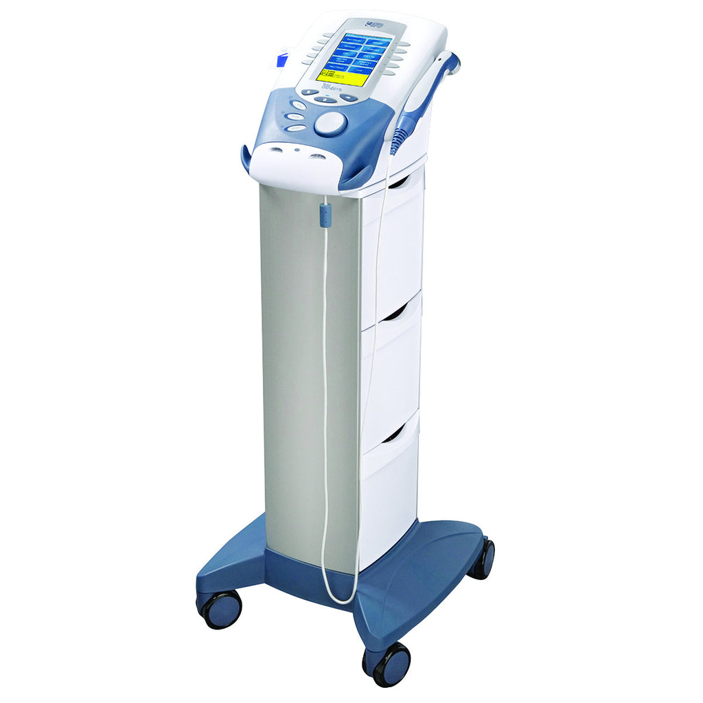 Vectra Genisys® 2 Channel Combination stim/ultrasound with EMG and cart