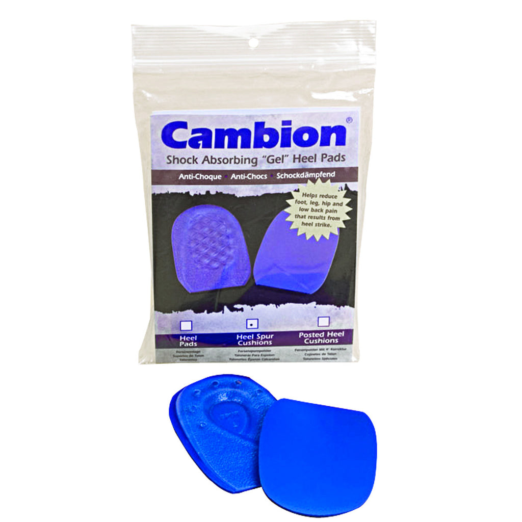 Heel Spur Cushions, Size D