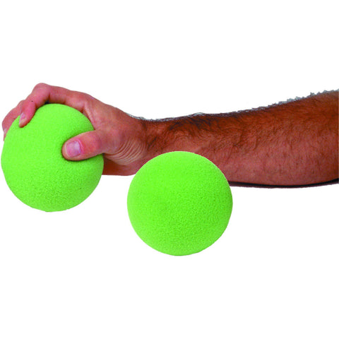 "4"" foam ball hand exerciser - dozen"