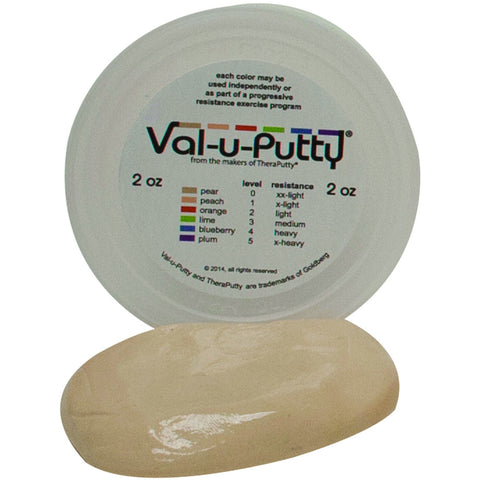 Val-u-Putty™ Exercise Putty - Pear (xx-soft) - 2 oz