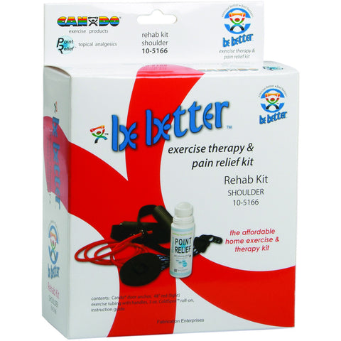 Be Better® rehab kit, shoulder