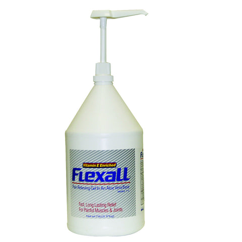 Flexall® 454 Gel - 7 lb bottle with pump