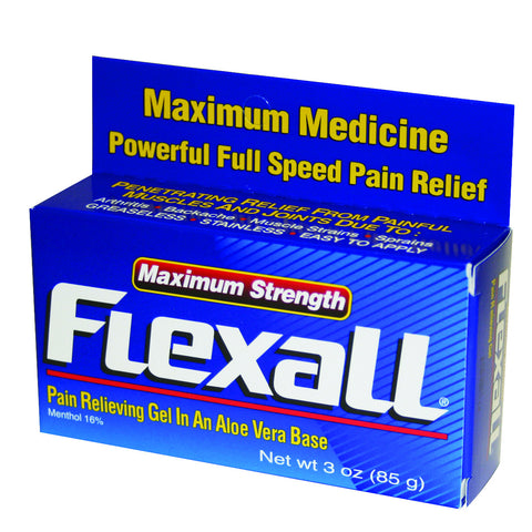Maximum Strength Flexall® 454 Gel - 3 oz bottle
