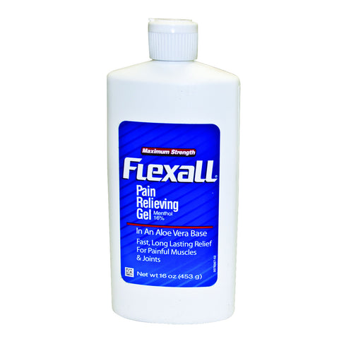 Maximum Strength Flexall® 454 Gel - 16 oz bottle